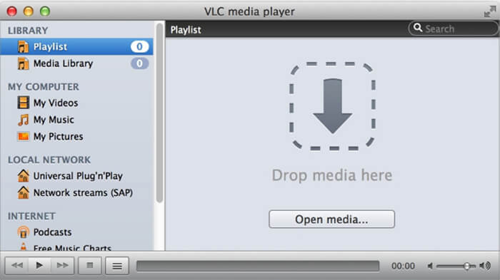 How to rip DVDs with VLC Player