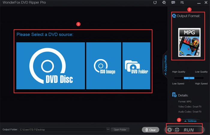 How to rip DVDs wth WonderGox DVD Ripper Pro