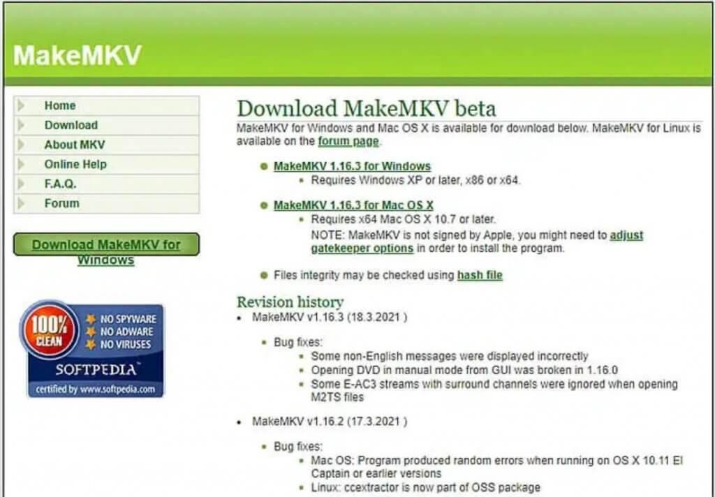 Downloade Sie MKV