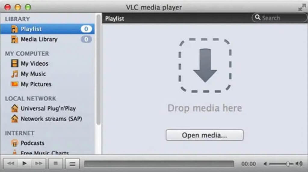 MakeMKV Alternative – VLC Player