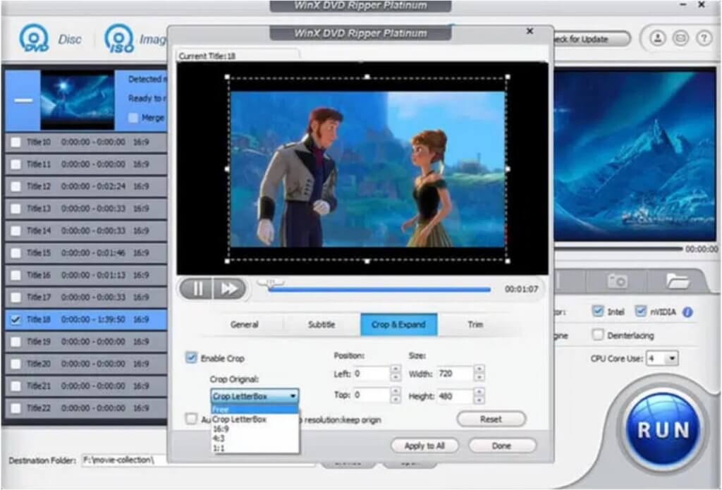 DVDs/Blu-rays/UHDs kostenlos rippen