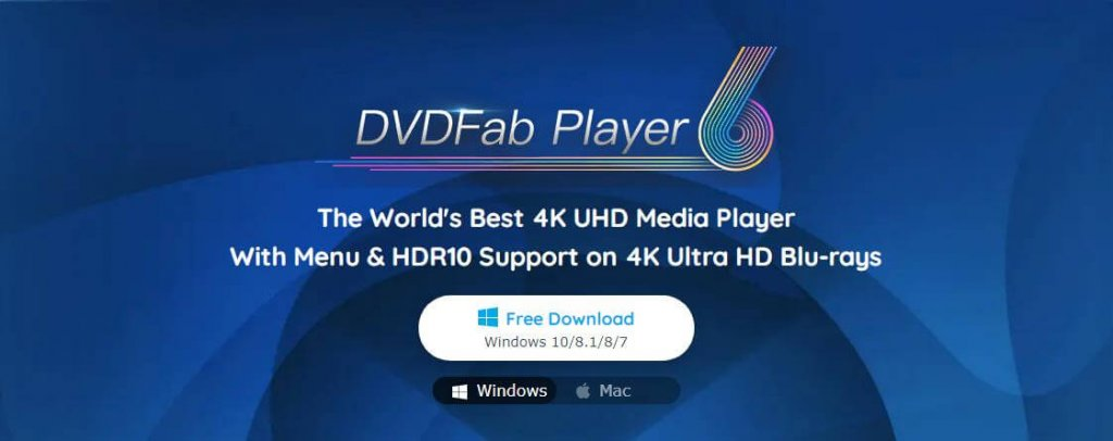 Play MKV Files with DVDFab Player