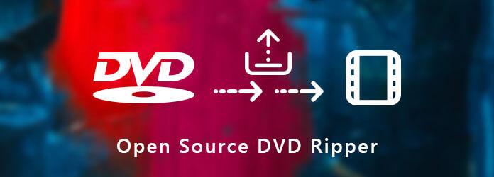 DVD Ripper Open Source